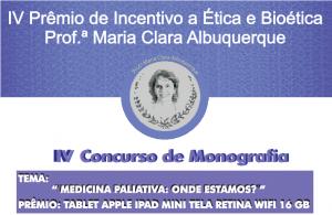 Prêmio de Incentivo a Ética e Bioética